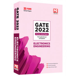 GATE-2022: Electronics Engg. Prev Yr Solved Papers MADE EASY