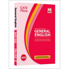 GATE and PSU 2022 : General English (Made Easy)