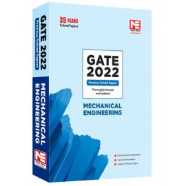 GATE-2022: Mechanical Engg. Prev. Yr Solved Papers MADE EASY