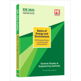 ESE 2022 : Basics of Energy and Environment (Made Easy)