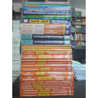 Civil Engineering Classroom Study Package Original Books 2019  : for ESE, GATE & PSUs (Set of Books-40 Made Easy)