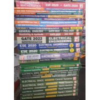 Electrical Engineering Classroom Study Package Original Books - 2020-2021 : for ESE, GATE & PSUs (Set of Books-37 Made Easy)