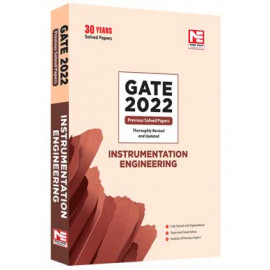 GATE-2022: Instrumentation 30 Previous Years Solved Papers (Made Easy)