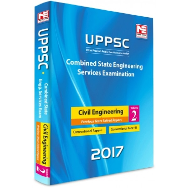 UPPSC-Combined State ESE Civil Engg. : Volume-2 MADE EASY