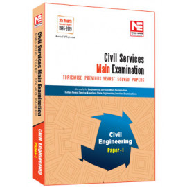 CSE Mains 2020: Civil Engg. Sol. Papers-Vol-1MADE EASY