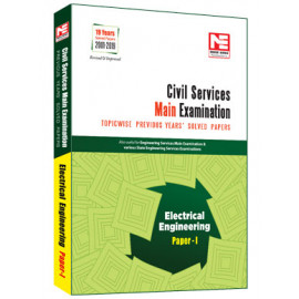 IAS MAINS Electrical Engineering Topicwise Previous Years Solved Papers Vol 1 : MADE EASY