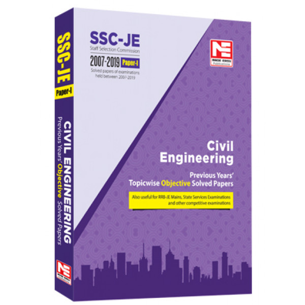 SSC-JE 2020: Civil Engg Obj. Solved Papers - MADE EASY