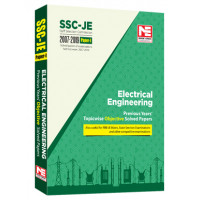 SSC-JE 2020: Electrical Engg. Obj. Solved Papers - MADE EASY