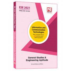 ESE-2021- Information and Communication Technology ( Made Easy )