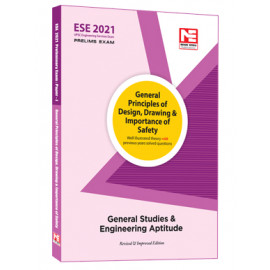 ESE 2021 : Gen Principle of Design, Drawing, Imp.of Safety (Made Easy)