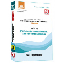 UPSC Civil Services Pre Exam: Civil Engineering  MADE EASY