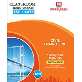 Civil Engineering Classroom Study Package Original Books - 2021: for ESE, GATE & PSUs (Theory &Workbok  Set of Books-24 Made Easy)