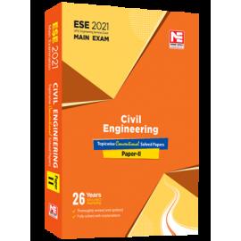 ESE 2021 Mains Examination Civil Conv. Paper II MADE EASY