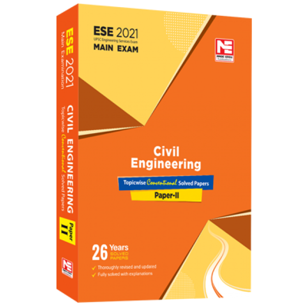 ESE 2021 Mains Examination Civil Conv. Paper II MADE EASY