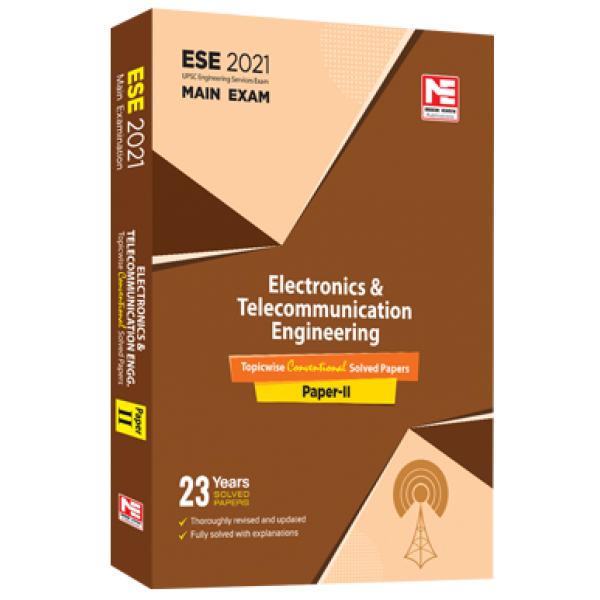 ESE 2021: Mains Examination E&T Conv. Paper II MADE EASY