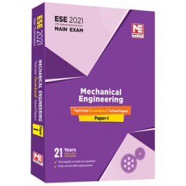 ESE 2021 Mains Examination: Mechanical Engineering  Conv. Paper I - MADE EASY