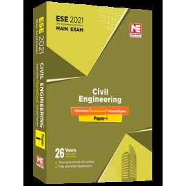 ESE 2021 Mains Examination Civil Engg Conv Paper I MADE EASY
