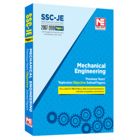 SSC-JE 2020: ME Engg. Prev. Yr. Obj. Solved Paper - MADE EASY