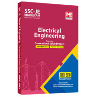 SSC: JE Electrical Engg. - Prev. Yr Conv. Solved Papers Made Easy
