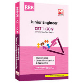 RRB JE CBT- 1 : Mathematics, General Intelligence MADE EASY