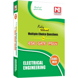 3500 MCQ : IES/GATE/PSUs: Electrical Engineering (Made Easy )