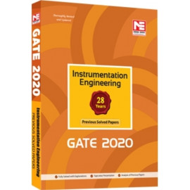 GATE-2020: Instrumentation 28 Previous Years Solved Papers (Made Easy)