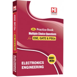 4000 MCQ PSU's : Electronics Engineering  (Made Easy)