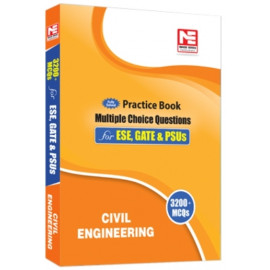 3200 MCQ : IES/GATE/PSUs : Civil Engineering (Made Easy)