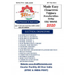 ESE MAINS 2020 Handwritten   NOTES : Electrical Engineering ( MADE EASY )