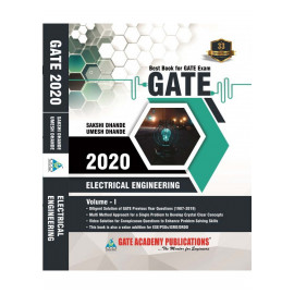 GATE 2020 Electrical Engineering Volume I     ( GATE ACADEMY)