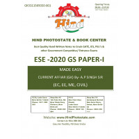 Current Affairs Handwritten Notes  : For  ESE-2020  (By-A.P Singh Sir MADE EASY )