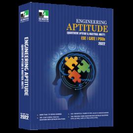 Engineering Aptitude (Quantitative Aptitude and Analytical Ability) ESE, GATE, PSUs 2022 IES MASTER