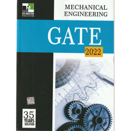 GATE 2022 - MECHANICAL ENGINEERING (35 YEARS SOLUTION) IES MASTER