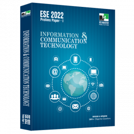 ESE 2022 - Information and Communication Technology IES MASTER