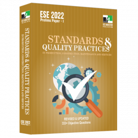 ESE 2022 - STANDARDS AND QUALITY PRACTICES IES MASTER