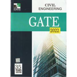 GATE 2022 - CIVIL ENGINEERING (35 YEARS SOLUTION)  IES MASTER