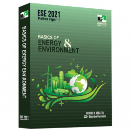 ESE 2021 - BASICS OF ENERGY AND ENVIRONMENT    IES MASTER