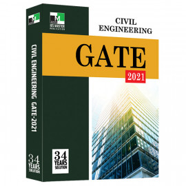 GATE 2021 - CIVIL ENGINEERING (33 YEARS SOLUTION)  IES MASTER
