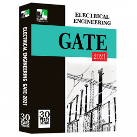 GATE 2021 - ELECTRICAL ENGINEERING (30 YEARS SOLUTION) IES MASTER
