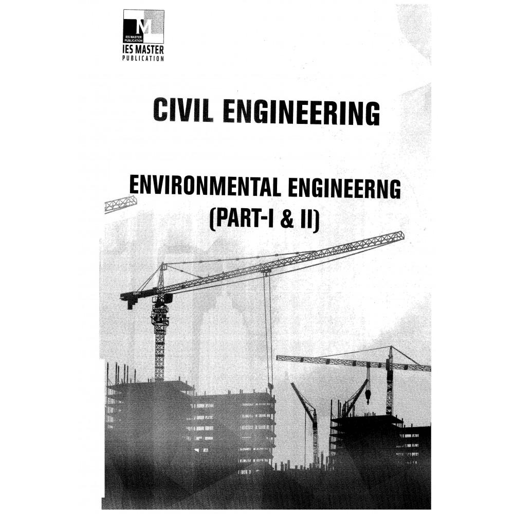Environmental Engineering 1,2 Civil Engineering Printed Material IES MASTER