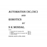 Automation and Robotics 2020 Printed Material By.S.K Mondal