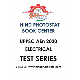 UPPSC AE 2020 ELECTRICAL ENGINEERING TEST SERIES WITH SOLUTION ENGINEERS ACADEMY