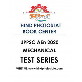 UPPSC AE 2020 MECHANICAL ENGINEERING TEST SERIES WITH SOLUTION ENGINEERS ACADEMY