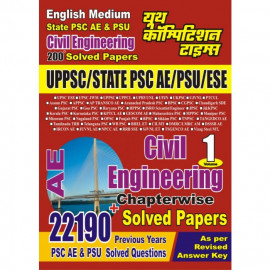 UPPSC State PSC PSU ESE Assistant Civil Engineering Solved Papers-1 YCT PUB