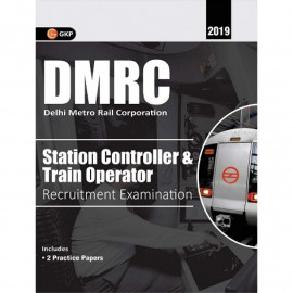 DMRC Station Controller & Train Operator(SC/TO) Guide : GK Publication