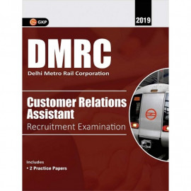 DMRC Customer Relations Assistant (CRA) Guide : GK Publication