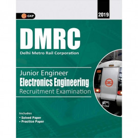 DMRC Junior Engineer Electronics & Communication Engineering Guide : GK Publication