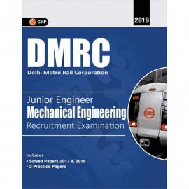 DMRC Junior Engineer Mechanical Engineering Guide : GK Publication