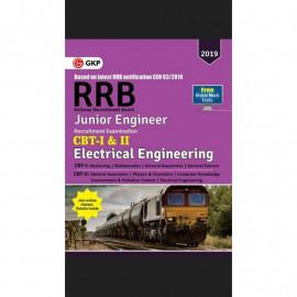 RRB (Railway Recruitment Board) 2019 - Junior Engineer CBT -I & II - ELECTRICAL ENGINEERING : GK Publications
