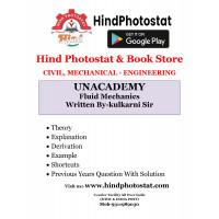 Unacademy Handwritten Notes Fluid Mechanics Written By-Kulkarni Sir [CIVIL, ME]